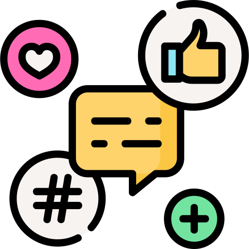 Social Media Marketing Icon