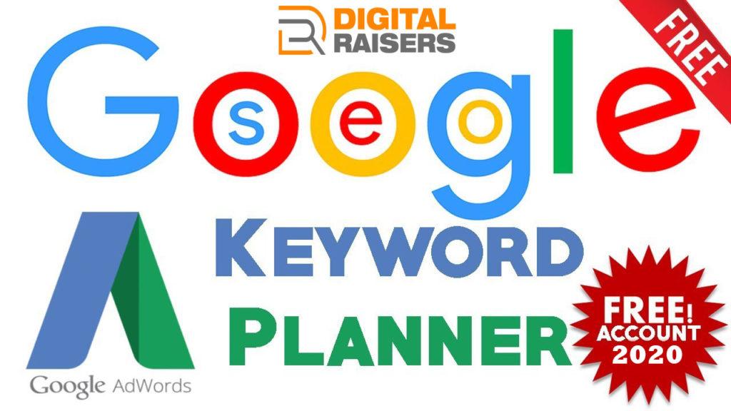 Use Google Keyword Planner for free