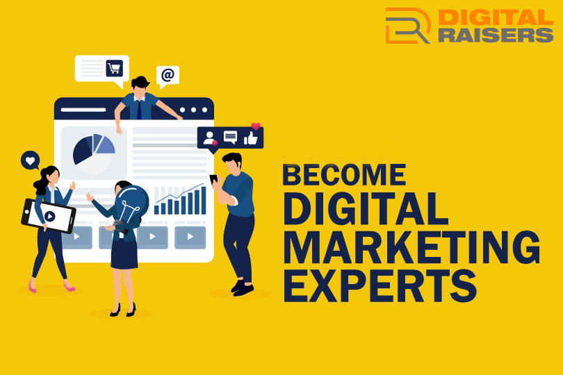 Become Digital Marketing Experts
