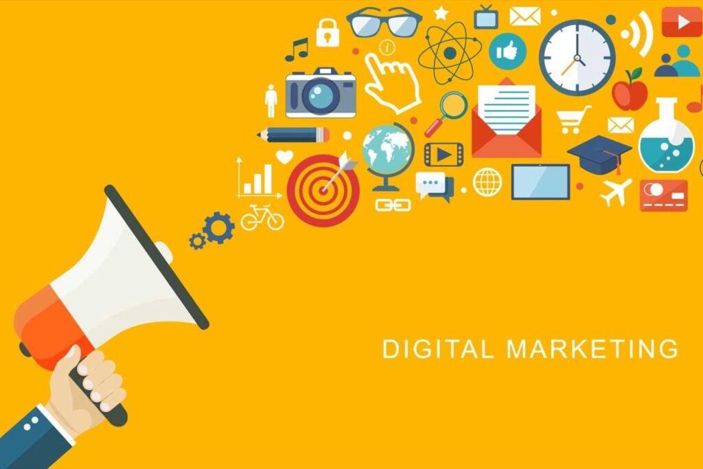 Out Reach of Digital Marketing